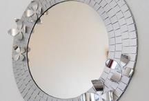 Mosiac Mirror / Mirror