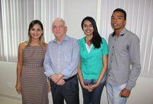 Colação de grau Campus Aracaju / Formandos dos cursos de Saneamento Ambiental, Matemática e Química