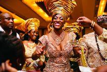 Nigerian Weddings / Weddings featuring Nigerian couples and culture / by Munaluchi Bride Magazine