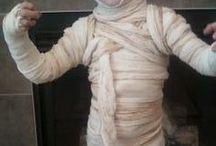 Costumes de momie