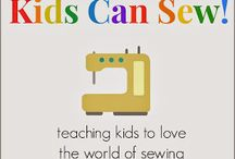 Kids can sew