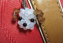 perline animali e fiori di ory