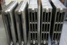 Hand burnished/ Full polish radiators
