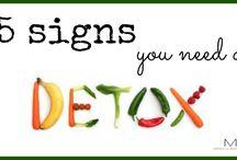 Health and wellness / Detox