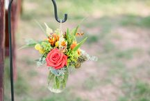 Atlanta Wedding Ceremony Ideas / Let's Hall's Flower Shop help you create the wedding of your dreams!