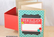 Stampin' Up! - Alben