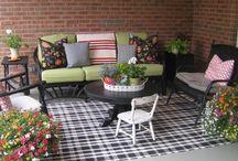 Porch & deck ideas / by Laura Robinette
