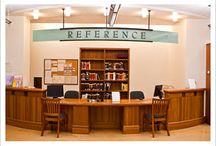 Reference desks