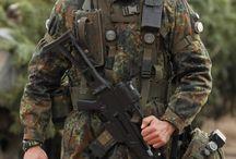 homens soldados exército