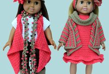 Crochet doll clothes / by Barbara Stanley