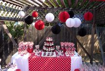 birthday party 2014 / by Amanda Toler