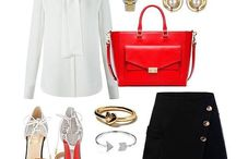 Fashion | Business Chic / Classy + Sexy + Professional