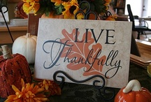 Thanksgiving / by Chevelle Forsyth Hopkins