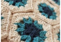 Crochet Granny square patterns