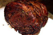 beef smoker recipes