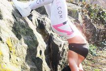 Chozen Style Leggings / Chozen Style brand leggings