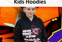 Kid's Hoodies / High quality kids hoodies in a variety of sizes and colours. Choose your favourite design, colour and fit for your child http://www.sloganclothingcompany.co.uk/collections/kids-hoodie #kidshoodies #slogans #sloganclothingcompany