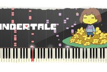 undertale piano