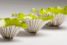 ceramic vaisselle / by Cecile Attia