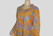 Kemeja batik Wanita [1174]