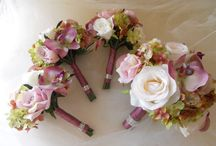 Bridal Bouquets - Not white / by Jeanie Gregorich