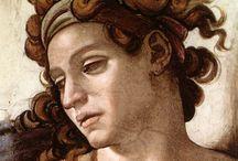 Michelangelo Buonarotti / Pittori