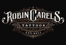 Tattoos logo design
