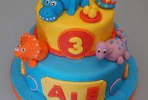 Cade's 4th Birthday Ideas  / by Meghan Olinger