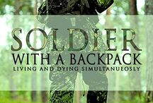 "A Tribute to Linda Diane Wattley, PTSD Awareness Advocate / Linda's anxious to share with the world her take on PTSD, (Post-Traumatic Stress Disorder), doing with her book, ""Soldier with a Backpack Living and Dying Simultaneously"". ""PTSD is such an extremely personal experience yet it affects the world in a very impersonal way. Through the hidden agendas of selfish and greedy people, innocent people are victimized daily through the hands of human choices. Our soldiers should not return home after war to live a private life of victims to society."""