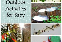 Infant/Toddler Outdoor Play