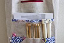 taška na pletení