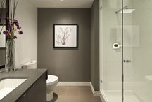 Bathroom / Small bathroom design ideas