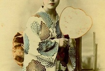 Geisha, maiko & samourai