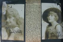 Photo Album c.1919 Ohio, Los Angeles
