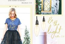 Be the Light - Holiday 2016