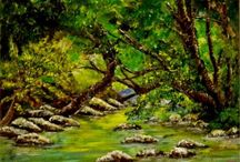 Dipinti di Terezina / Su questa bacheca sono i miei dipinti ad olio e acrilico