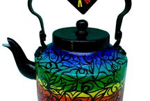 Quirky kettles
