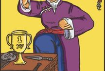 Fortune telling tarot card info