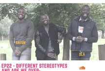 EP22 - Different stereotypes and are we over-sexualised with Carl Konadu