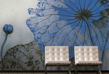 Interior Wall Murals - Spaces