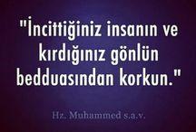 Hz.Muhammed (s.a.v.)