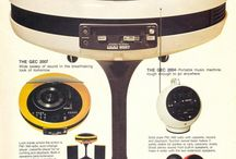 Vintage stereos