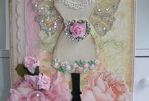 "Card Inspiration ""Dress Up"" / by Diane Hover"