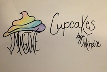 Imagine Cupcakes by Mindie / by Min Brin