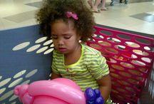 My lil Karabossie / My daughter <3