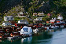 Norway, Stamsund
