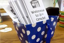 2nd Grade ~ Open House / by Jennifer Chiavetta Hill