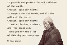 Saying Grace / multicultural Thanksgiving prayers, prayers of thanks for meals