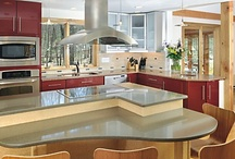 Chef's Abode / Kitchen design, decos, and cooking tips