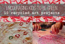 Recycling FUN! / by Aimee Miller